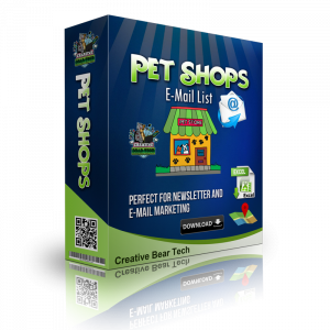 Pet Stores Email Address List & Direct Mailing Database