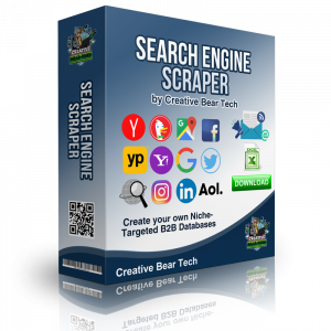 CBT Search Engine Scraper and Email Extractor
