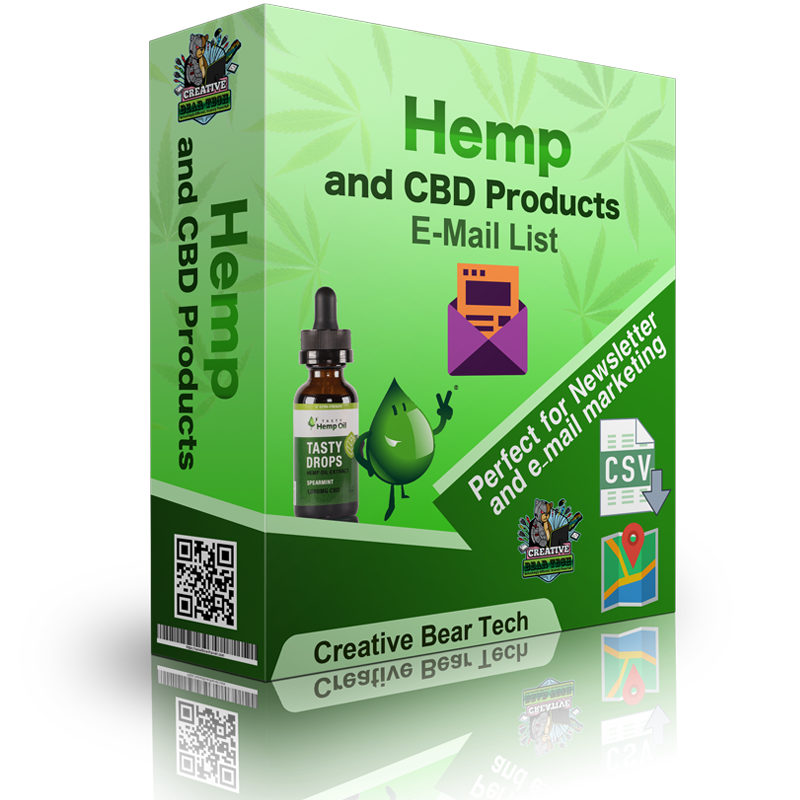 monthly seo service for hemp and cbd shops