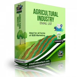 Agricultural Industry B2B Database with Emails