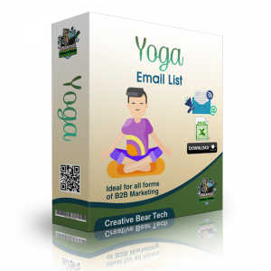 Yoga Email List and B2B Marketing Database
