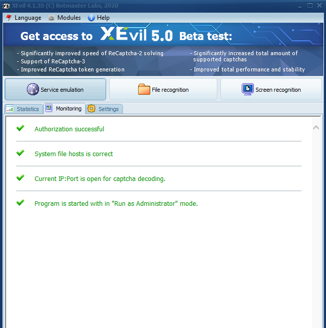 How to Connect XEvil Remote Captcha Solving Software to the Website Scraper