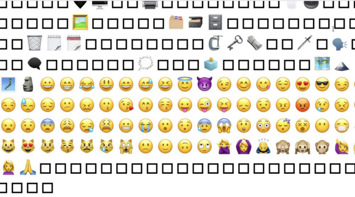 Unicode Characters, Symbols And Emojis For Email Subject Lines