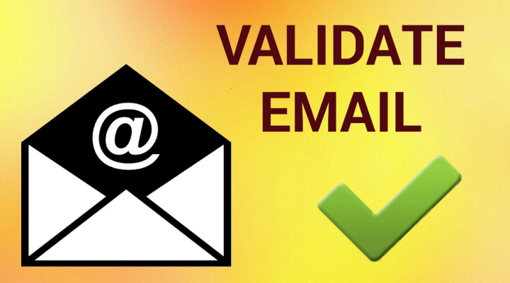 Email Validation — a Measure Paramount to a Healthy Mailing List