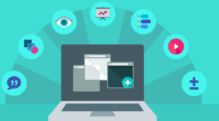 Use your landing page to turn your email viral