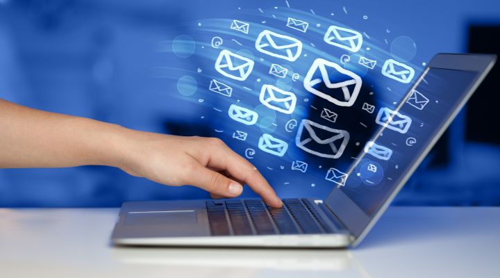 Colors in Email Marketing Send the Right Impression